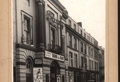 The Plaza, c1935, Exeter