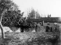 Littler's cottage, Phipps Bridge: Rear view