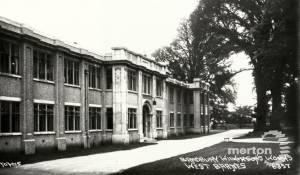 Bradbury & Wilkinson print works, Burlington Road