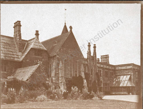Bishop's Court, c1900, Exeter