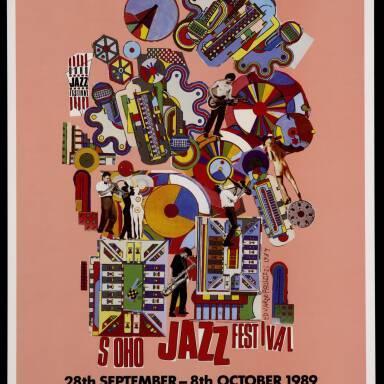 Soho Jazz Festival 1989