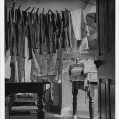 Washing Day at 38 Saville Street, South Shields