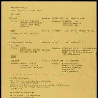 Aldeburgh Festival, The Maltings, Snape, June 1977
