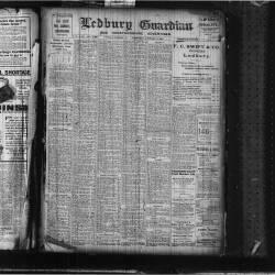 Ledbury Guardian - 1919