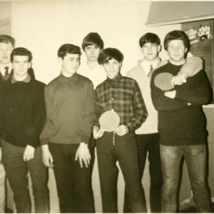 AMT002 Table tennis team, Ross Youth Club, 1960s.jpg
