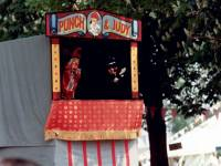 Punch & Judy show, Conservation Fair, Morden Hall Park
