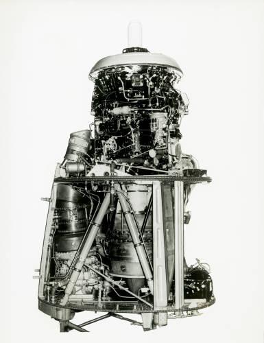 Eland 3500 engine: Napier