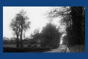 Sutton Road, Mitcham: Now Bishopsford Road