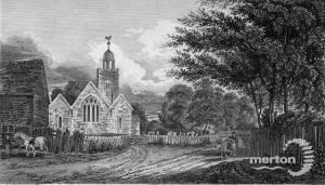 Mitcham Old Church
