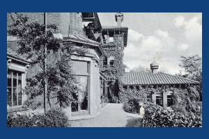 Ursuline Convent: Top Terrace