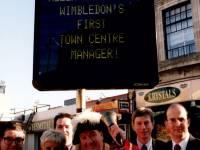 Wimbledon Town Centre Manager