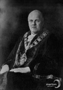 C. W. Black, Wimbledon councillor, 1945-47