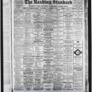Reading Standard Etc 11-1918
