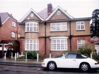 Calonne Road, No. 3, Wimbledon
