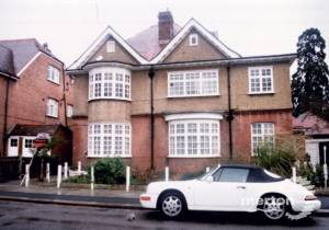 Calonne Road, No. 3, Wimbledon
