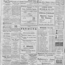 Hereford Journal - 23rd March 1918