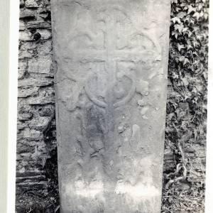 Fownhope Church, floriated stone