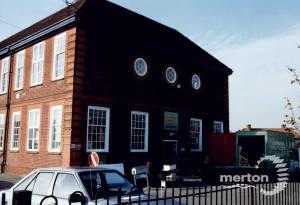 Community Scrap Scheme, Canterbury Centre, Canterbury Road, Morden