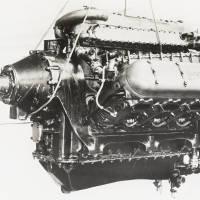 Lion Series XIA engine: Napier