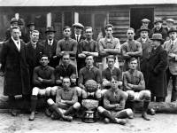 Mitcham Comrades Football Team - 1920-1