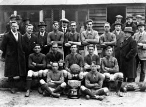 Mitcham Comrades Football Team - 1920-1