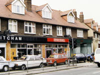 Upper Green East, Mitcham