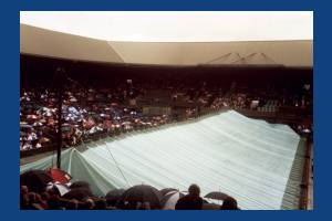 All England Club, Wimbledon, Centre Court cover