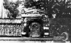 Abbey Gate Merton Priory