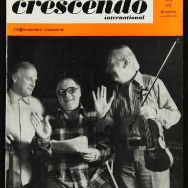 Crescendo 1974 July