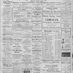 Hereford Journal - 2nd March 1918