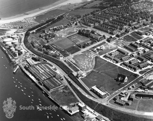 The Lawe area of South Shields