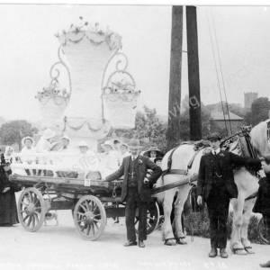 Hospital Parade 1912 Coit Lane, The Common