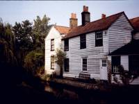 Wooden House at Watermeads, Bishopsford Road