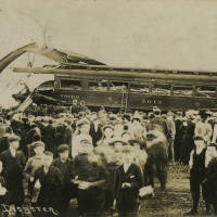 Hall Road rail disaster