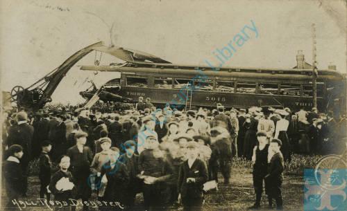 Hall Road rail disaster
