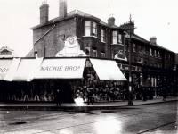 Mackie Bros. Millinery Store, Broadway, Wimbledon