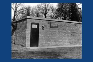 A Mitcham air raid shelter