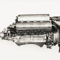 Lion Series VIID engine: Napier