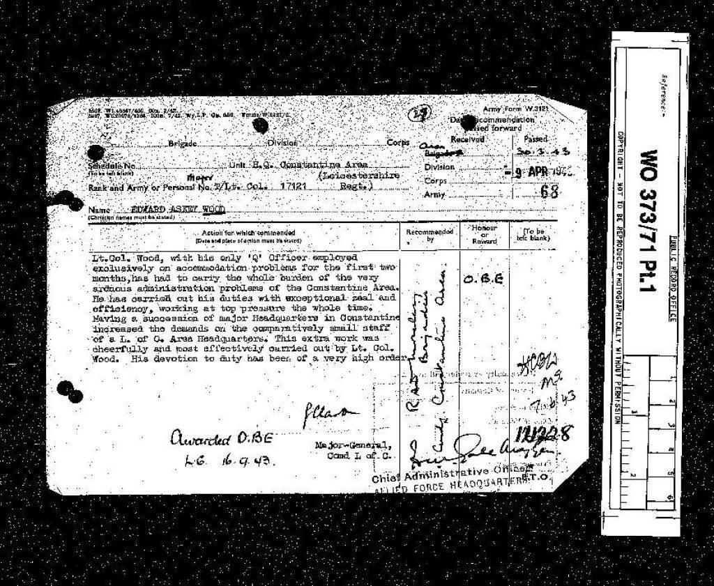 62 Wood OBE citation 16 Sep 43-1.jpg