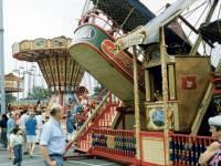Merton Abbey Mills: Steam Fair