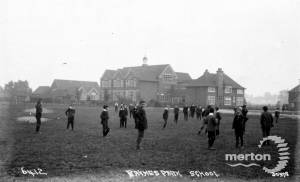Raynes Park school
