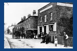 Bull Inn, Church Road