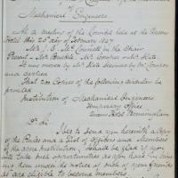 Council Minutes