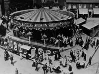 """Mitcham Fair, showing  the """"Rodeo Switchback"""""""