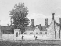 Mary Tate Almshouses, Cricket Green, Mitcham