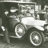 Estate Carriage: Napier