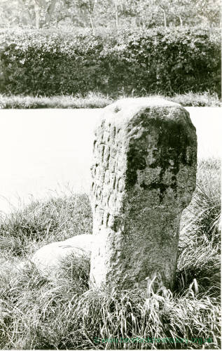 White Stone at Withington, 1931
