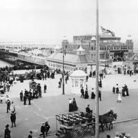 Southport Pier c1880