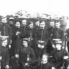 Soldiers of the Boer War