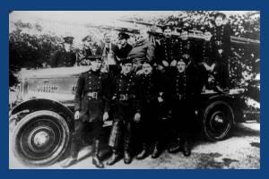 Merton & Morden Fire Brigade: New Fire Engine